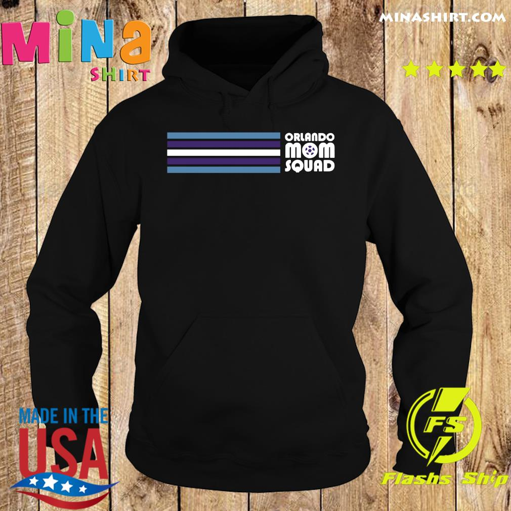Official Orlando Mom Squad 2021 Shirt Hoodie