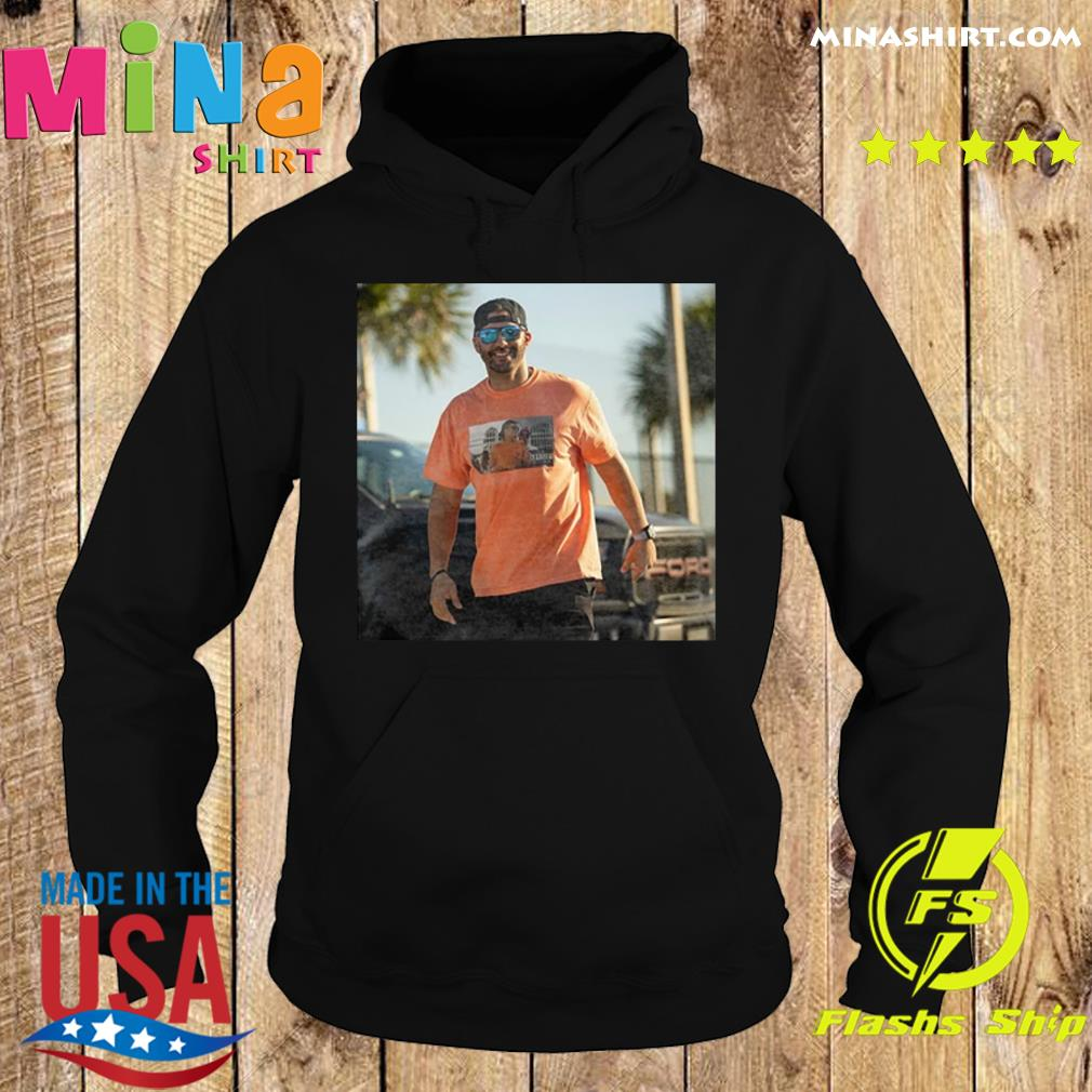 Official Tom Brady Gronk Live Their Best Lives At Super Bowl Boat Parade Shirt Hoodie