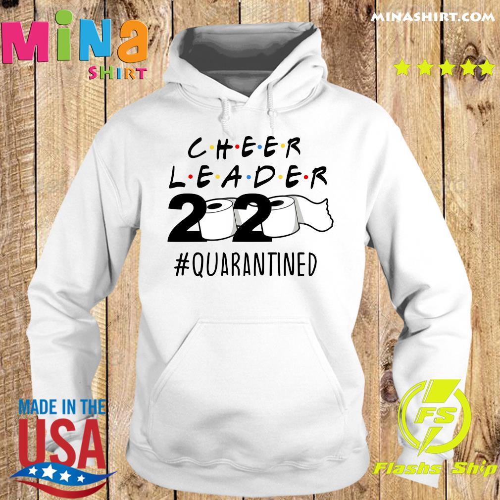 Cheerleader 2020 quarantined s Hoodie