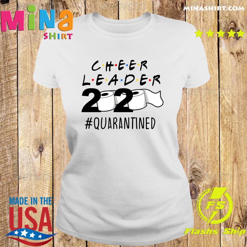 Cheerleader 2020 quarantined s Ladies tee