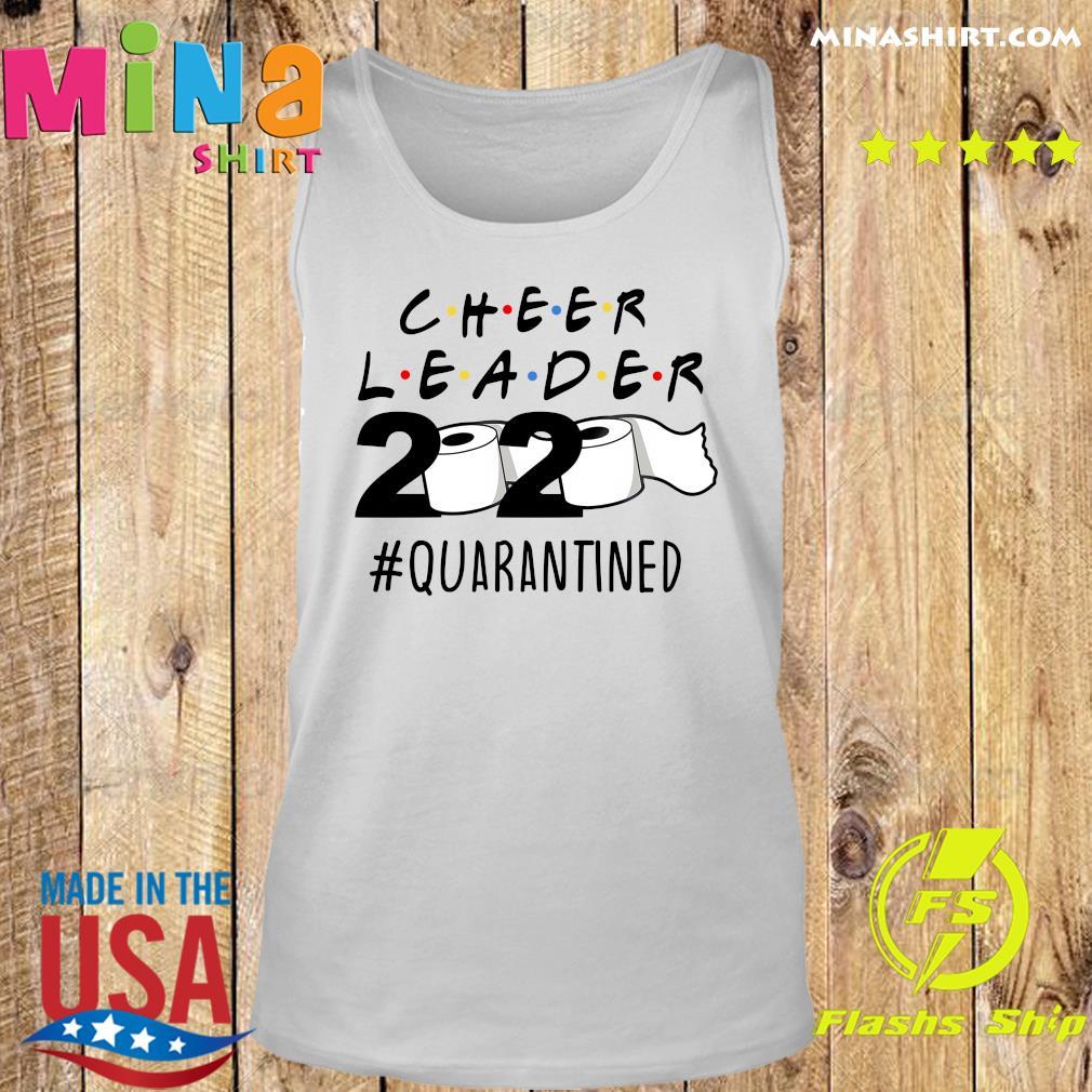 Cheerleader 2020 quarantined s Tank top