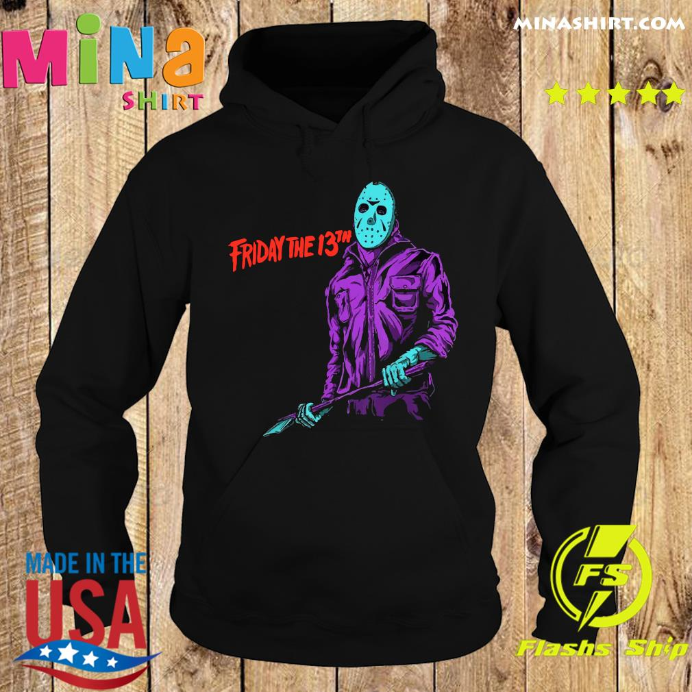 Friday The 13th Jason Voorhees Shirt Hoodie