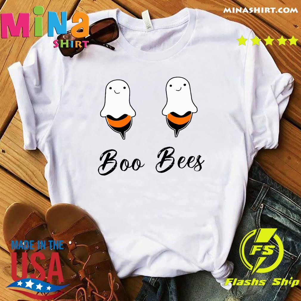 Ghost Boo Bees Halloween shirt