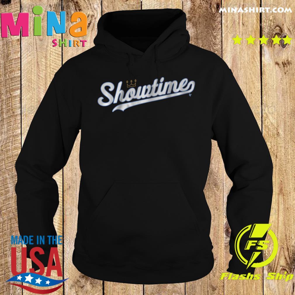 Showtime Shirt Hoodie