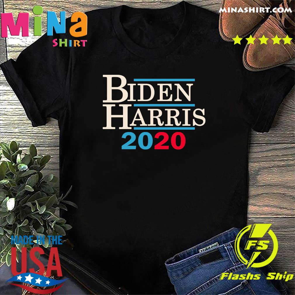 Biden Harris T-Shirt Joe Biden Kamala Harris President 2020 Election Democratic