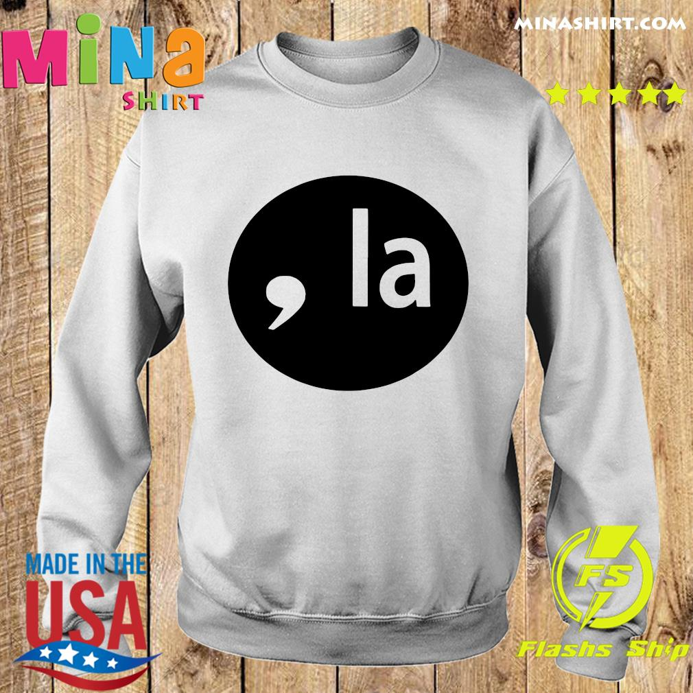 COMMA-LA 2020 SHIRT Sweater