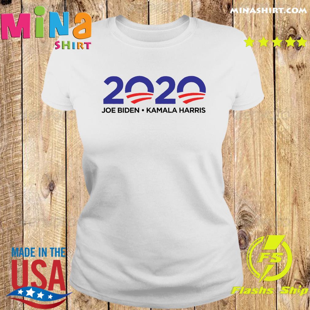 Joe Biden Kamala Harris 2020 Shirt Hoodie Sweater Long Sleeve And Tank Top