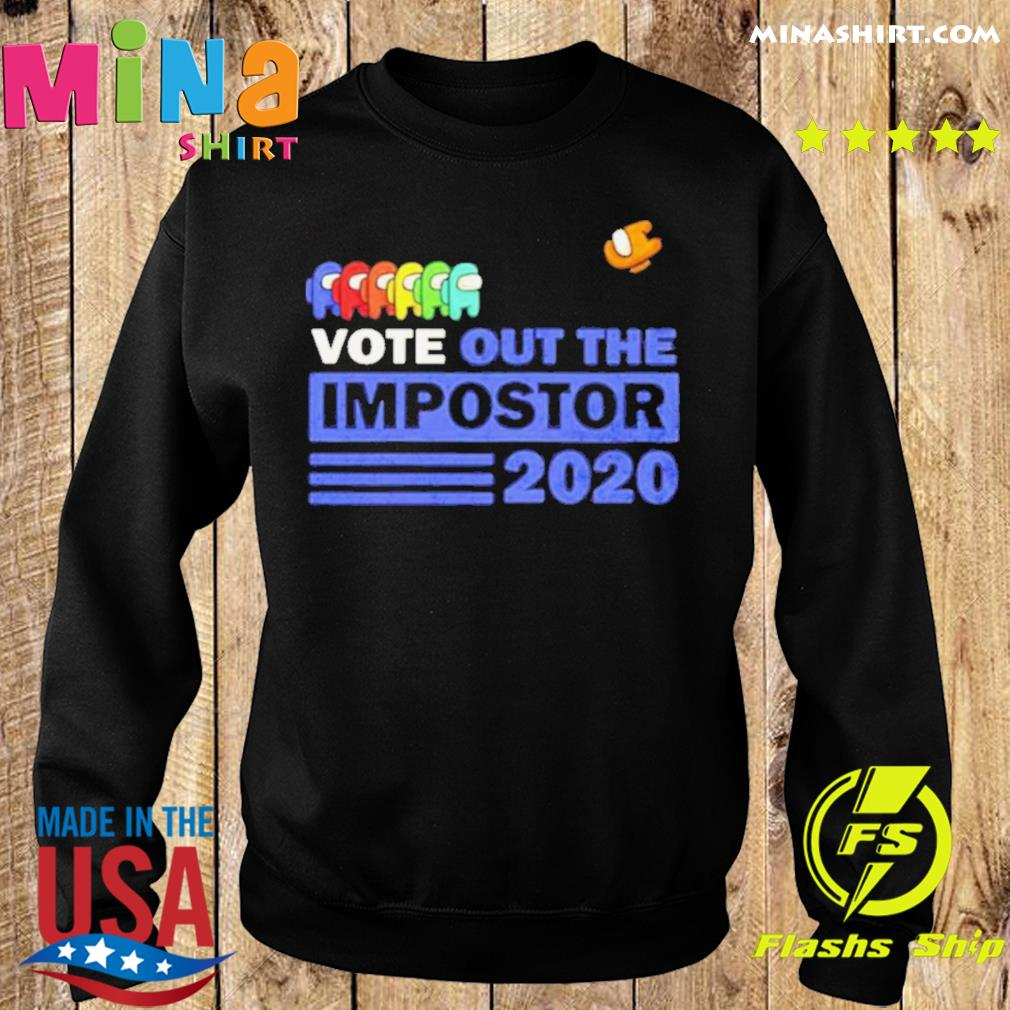 Among Us vote out the impostor 2020 shirt