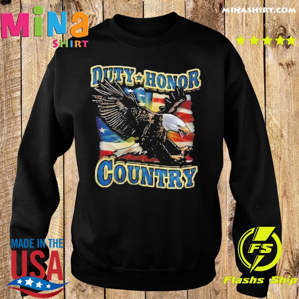 Eagle Duty Honor Country US shirt