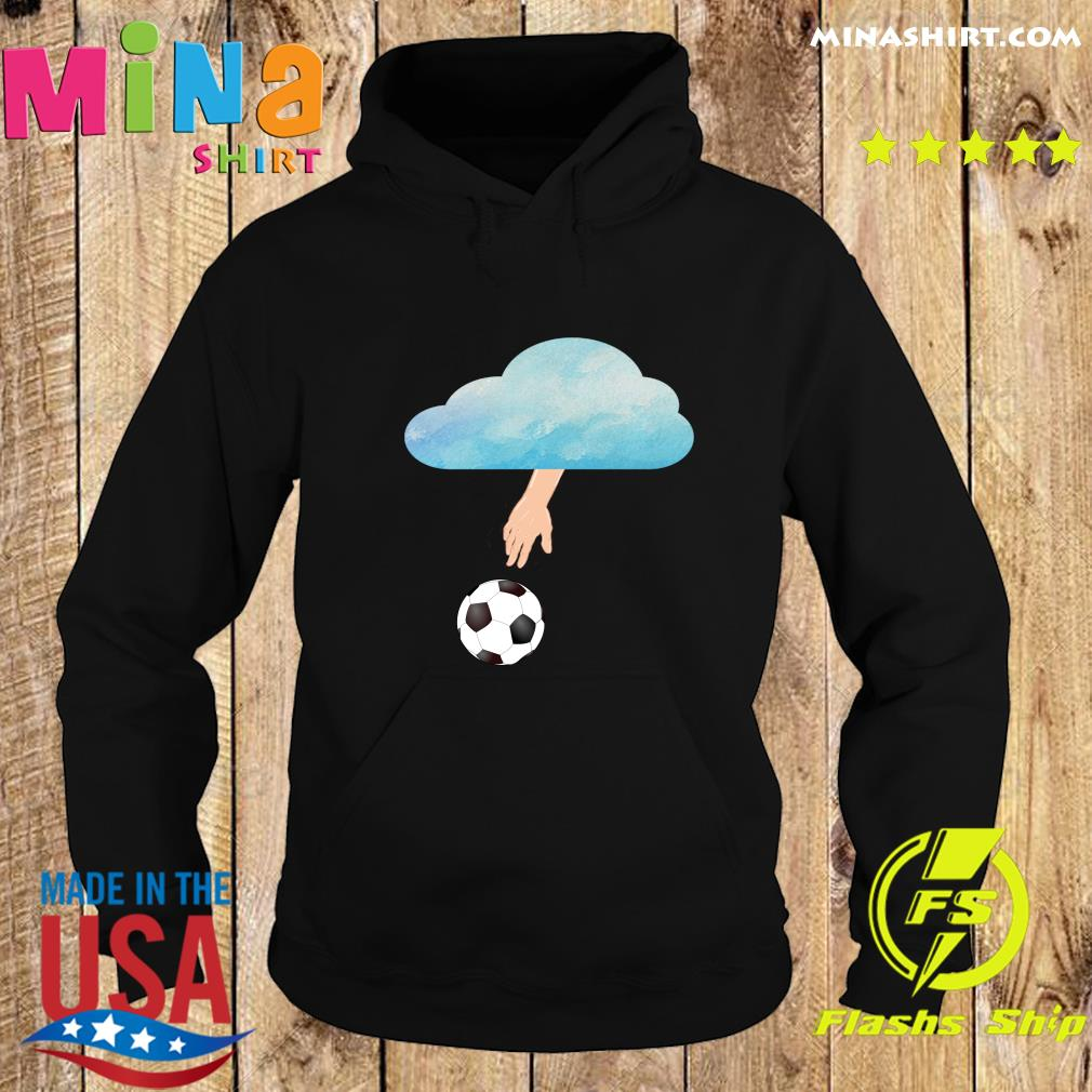 Hand Of God Iconic T-Shirt Hoodie