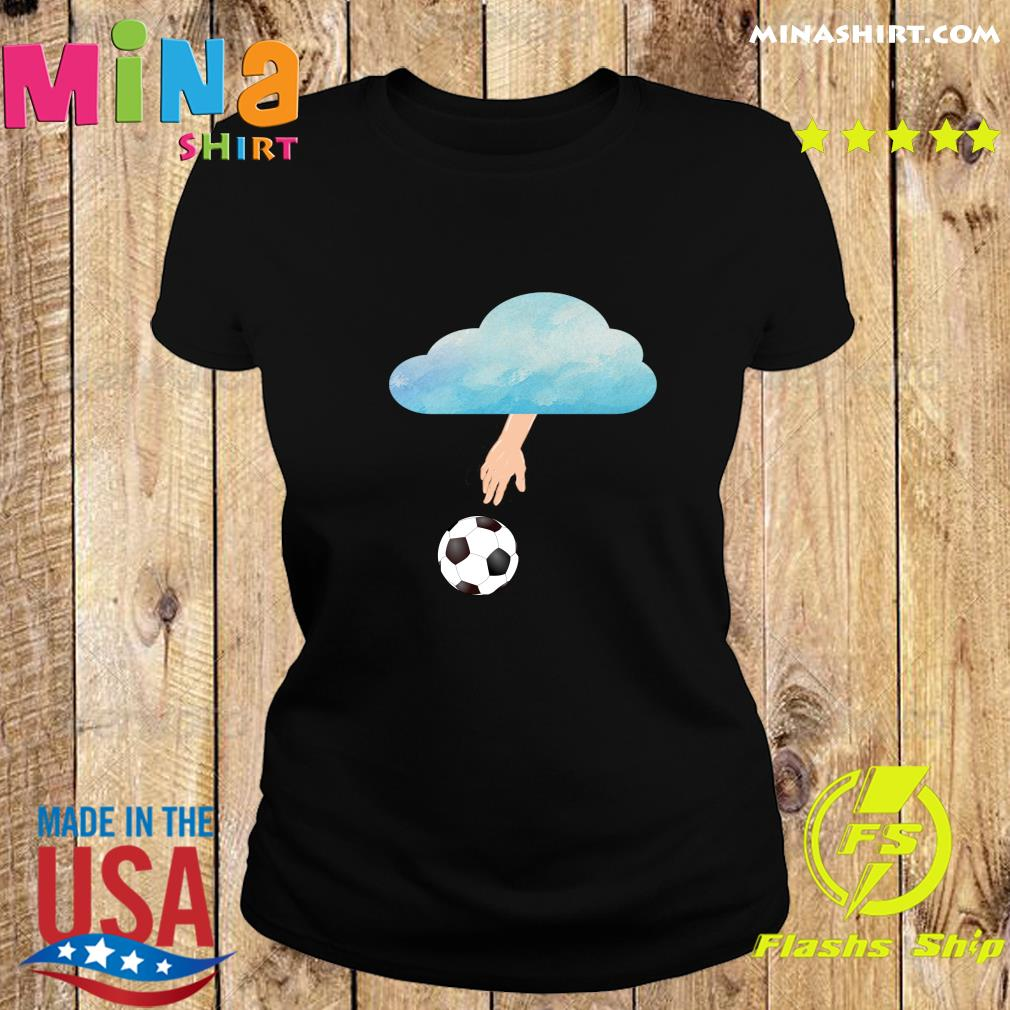 Hand Of God Iconic T-Shirt Ladies tee