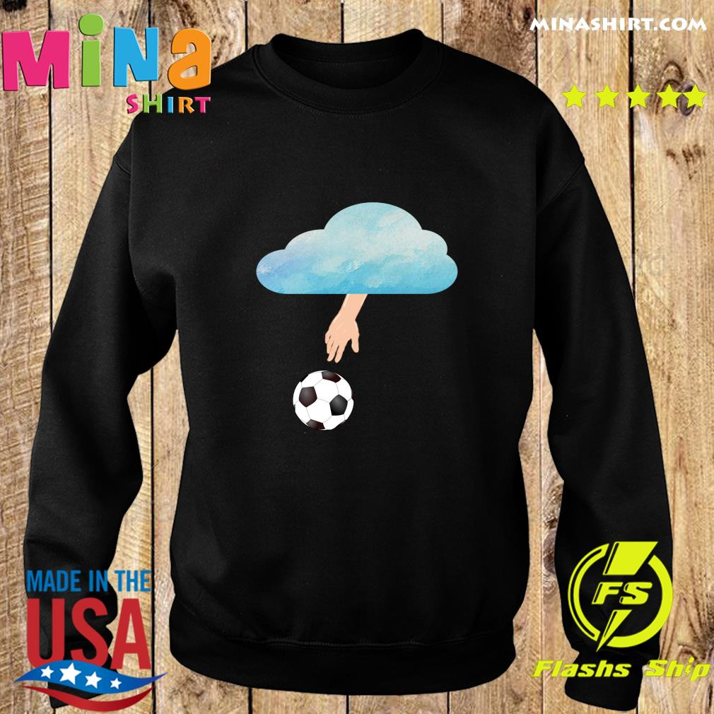 Hand Of God Iconic T-Shirt Sweater