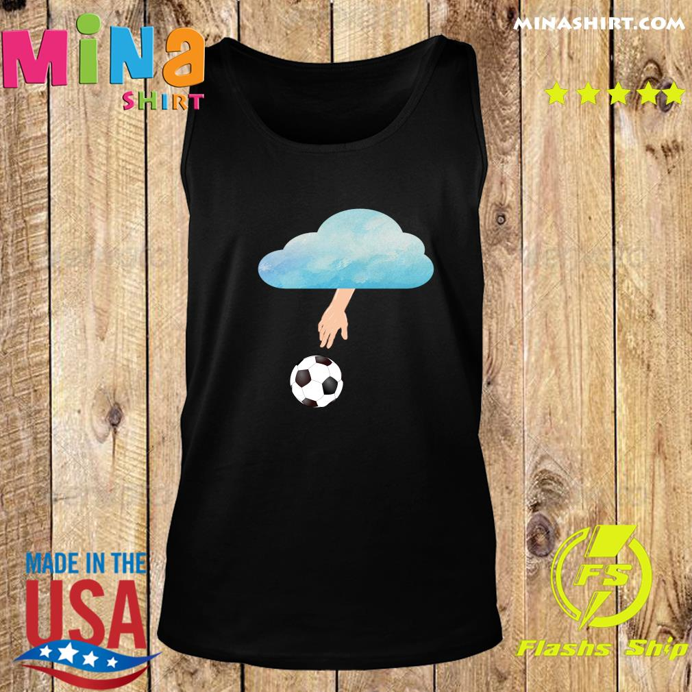 Hand Of God Iconic T-Shirt Tank top