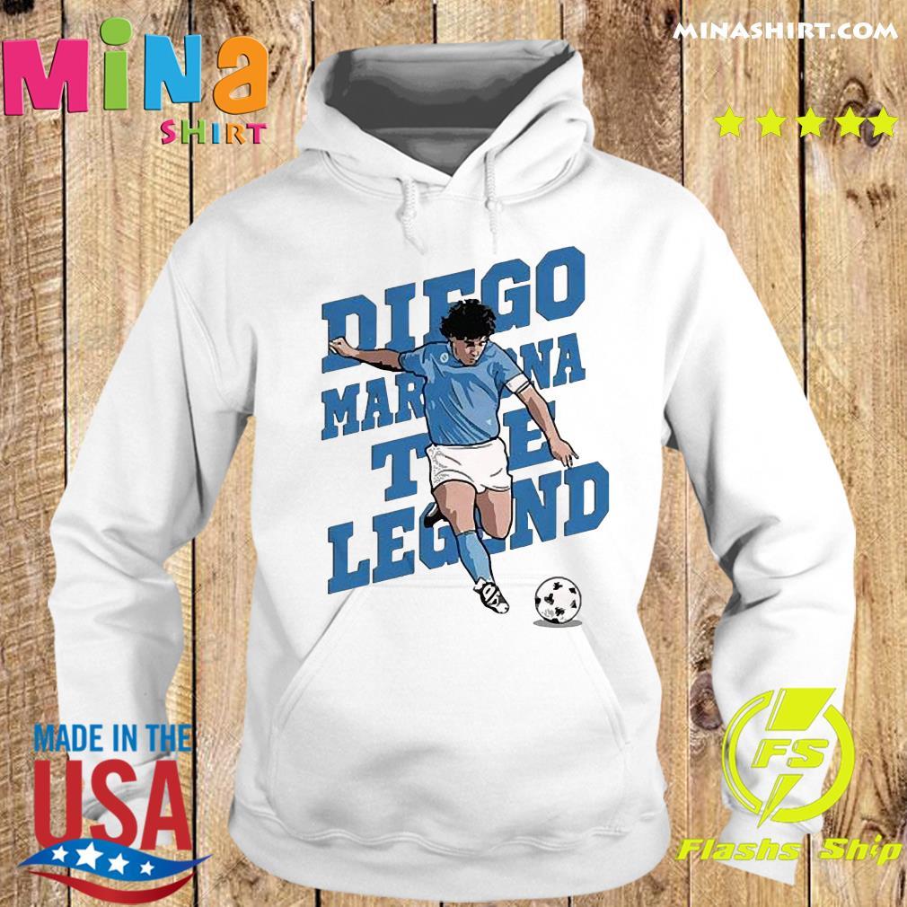 RIP Diego Maradona We Why Miss Your Diego Maradona Shirt Hoodie