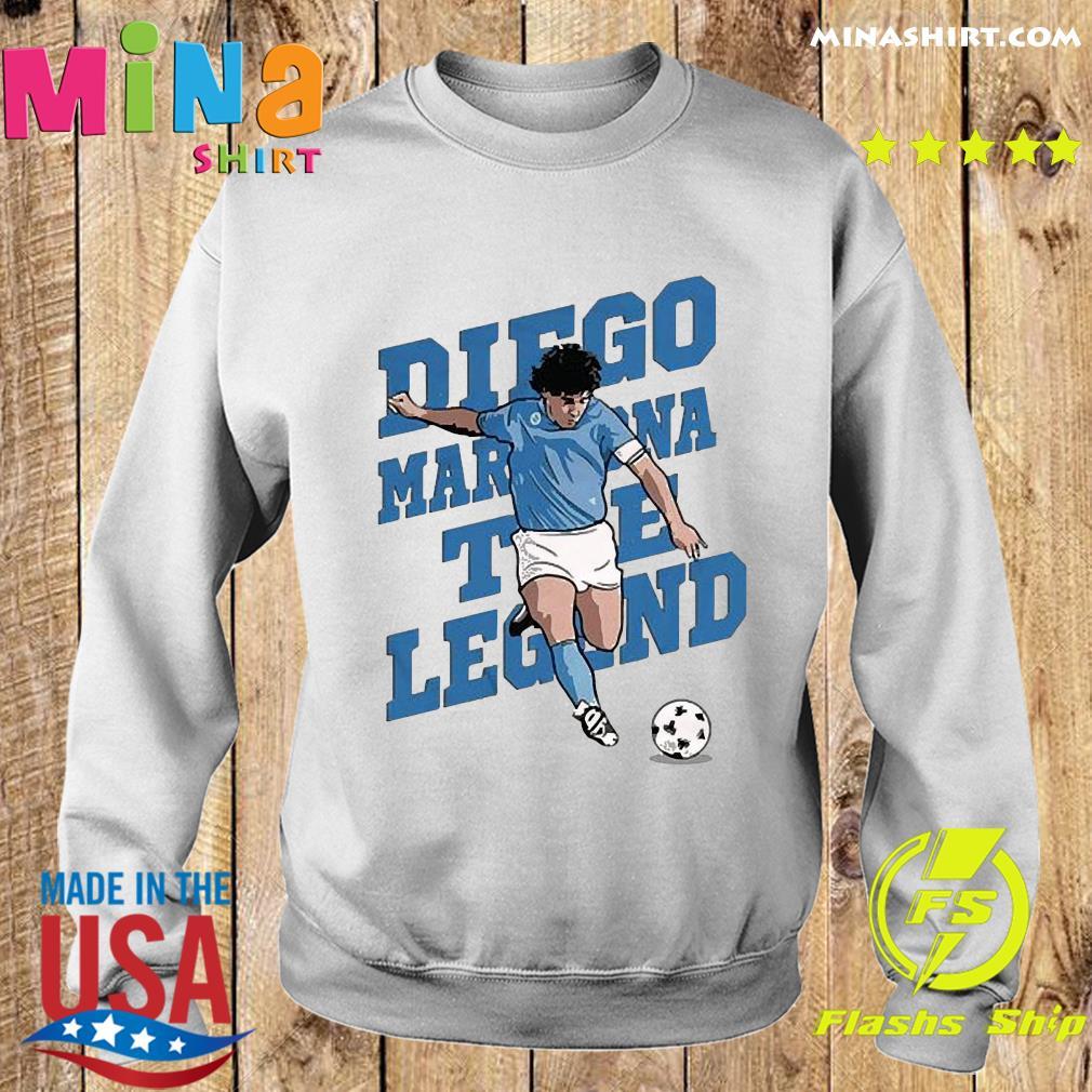 RIP Diego Maradona We Why Miss Your Diego Maradona Shirt Sweater