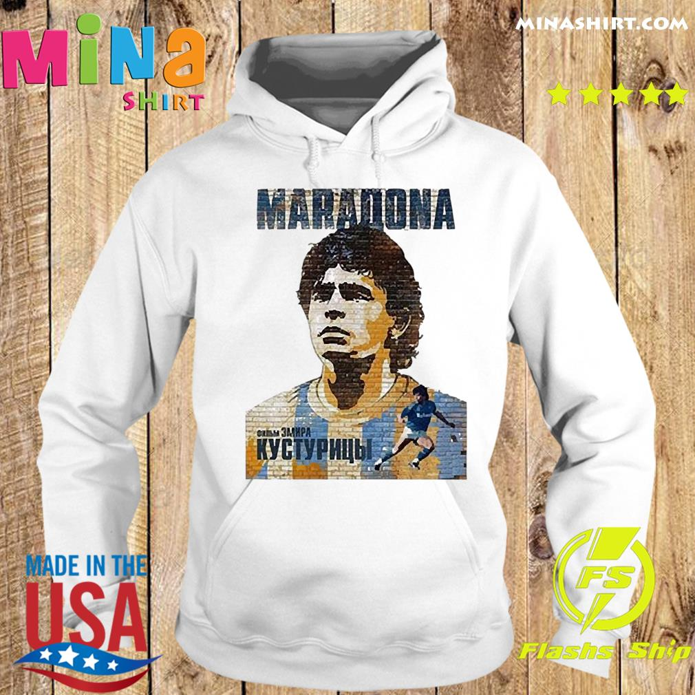 RIP Maradona Diego We will miss you Diego Maradona Footballer football Shirt Hoodie