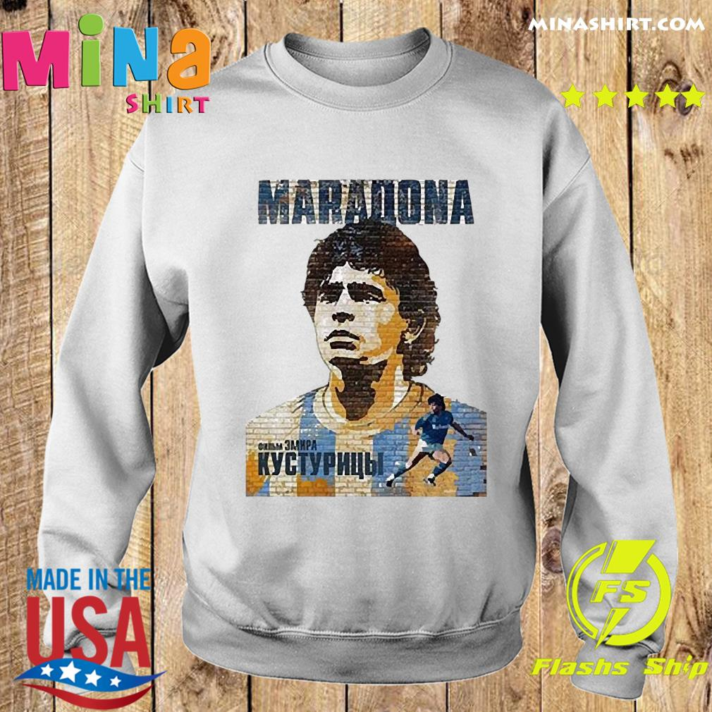 RIP Maradona Diego We will miss you Diego Maradona Footballer football Shirt Sweater