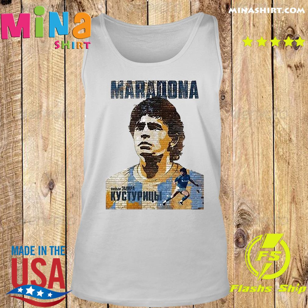 RIP Maradona Diego We will miss you Diego Maradona Footballer football Shirt Tank top