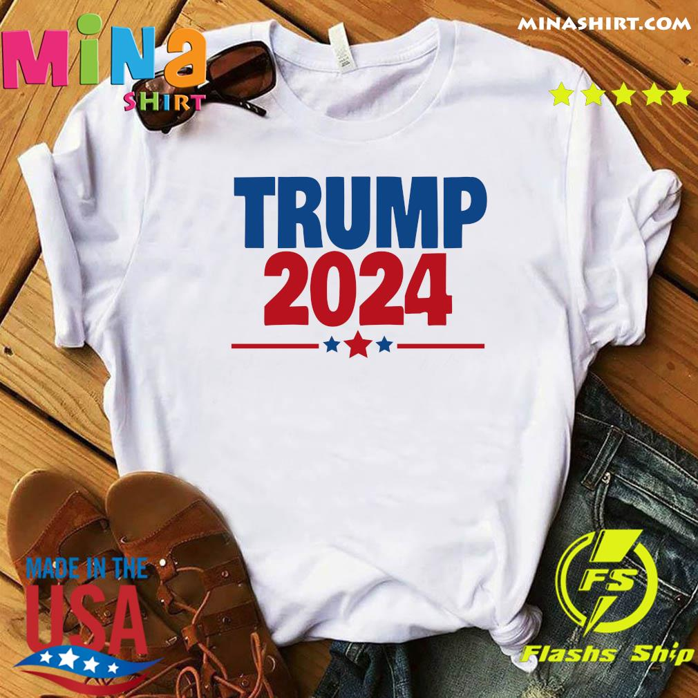 Trump 2024 T-shirt